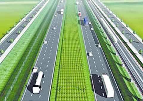 Dự án Đường cao tốc Hà Nội- Hải Phòng