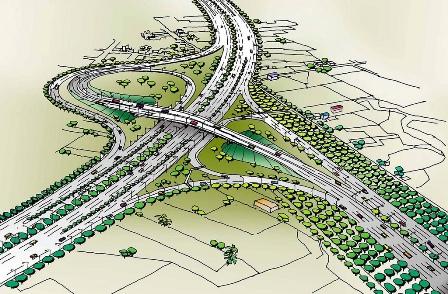 Dự án đường cao tốc Sài Gòn- Trung Lương