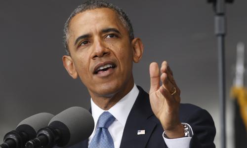 Tổng thống Obama cảnh báo sẵn sàng đáp trả sự gây hấn của Trung Quốc